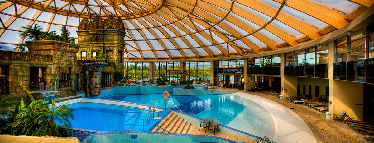 BUDIMPEŠTA - AQUAWORLD RESORT 4*